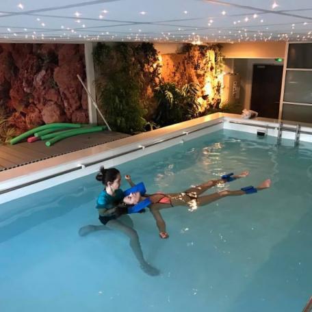 Ostéopathie aquatique Valbonne